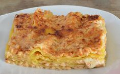 Protein Shake Recipes 85333 salmon lasagna and Boursin WW, recipe for a tasty pat of salmon lasagna with creamy Boursin sauce, delicious, easy and quick to make Salmon Recipes, Meat Recipes, Vegetarian Recipes, Healthy Recipes, Recipies, Korma, Pasta Sauce, Sauce Crémeuse, Recipes