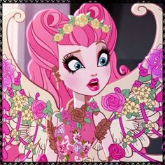 C.A. Cupid | Ever After High