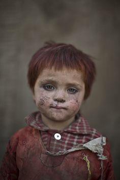 Beauty comes in all colours. 47 Stunning Photographs Of People From Around The World.
