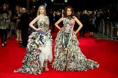 Bildresultat för recycled  fashion