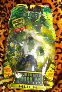 Pin by kasey on christmas ideas pinterest action figures marvel 2008 incredible hulk target gamma glow hulk 6 figure with shirt fandeluxe Gallery