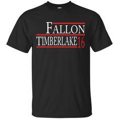Fallon Timberlake /'16 Presidential Political Funny Sweatshirt Election Joke