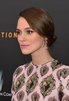 Keira Knightley Photos: Premiere Of The Imitation Game, Hosted By Weinstein Company