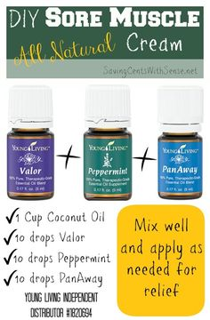 Valor Essential Oil on Pinterest | Young Living, Essential ...