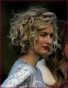 Short Permed Hair, Short Curly Haircuts, Curly Hair Cuts, Permed Hairstyles, Short Hair Cuts, Curly Hair Styles, Curly Short, Spiral Perm Short Hair, Short Hair With Perm