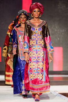 African style & fashion, Afrikfashion Show 7 in Abidjan - Maimour ART Runway Abidjan