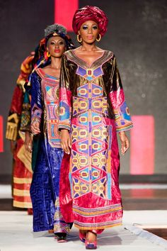Afrikfashion Show 7 in Abidjan - Maimour ART Runway Abidjan