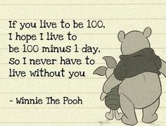 winnie.  i'm a sucker for it