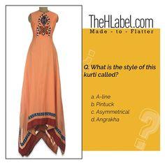 Pin Tucks, Kurti, Cool Designs, Ethnic, Formal Dresses, Blouse, How To Wear, Stuff To Buy, Women