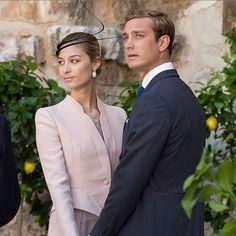 Casamento real: Pierre Casiraghi se casa no civil com Beatrice Borromeo em Mônaco (Foto: Getty Images)