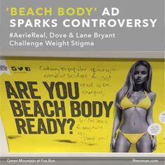 Dove advertising and body odor