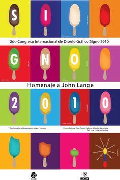 Juan Carlos Darias Exhibitions, Venezuela, Poster