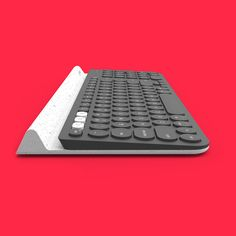 Logitech K780 on Behance