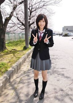Japanese High School Uniform