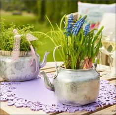 Watering Can, Flower Decorations, Canning, Flowers, Home Decor, Google, Gardens, Floral Decorations, Decoration Home