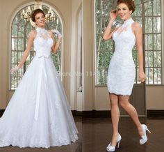 DesmontableBridal 23 Vestido Gowns Mejores Imágenes De Novia N0vmnw8O