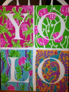 You Only Lilly Once?