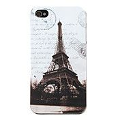 eiffel patroon harde case voor iPhone 4 en 4s... – EUR € 2.75