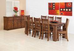 9 Piece Dining Suites | Super Amart