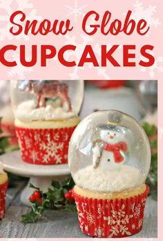 Holiday Desserts, Holiday Baking, Holiday Treats, Holiday Recipes, Thanksgiving Sides, Thanksgiving Desserts, Food Cakes, Cupcake Cakes, Cat Cupcakes
