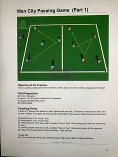 Soccer Drills For Kids, Youth Soccer, Soccer Tips, Soccer Stuff, Soccer Sports, Football Training Drills, Passing Drills, Soccer Season, Soccer Workouts