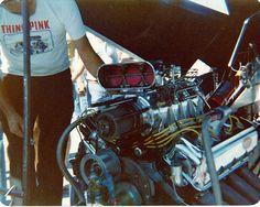 Funny Car at Englishtown 1975