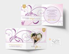 Einladungskarte Hochzeit Marienkäfer Hochzeit