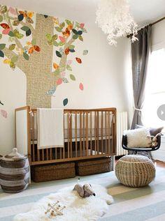 5 leuke babykamers   Interieur inrichting