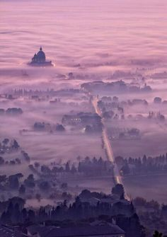 #Boschi di Francesco d'#Assisi province of Perugia Umbria