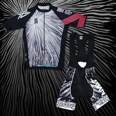 NVAYRK X Kraken Cycling Kit