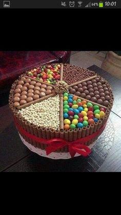 Awesome Sweet Shop Birthday Cake Idea!