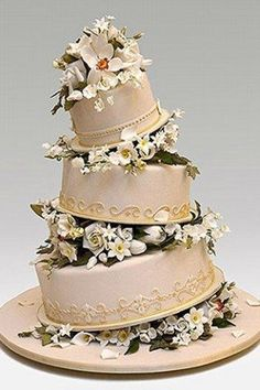 Wedding Cake Ron Ben-Israel Cakes #weddingcakes
