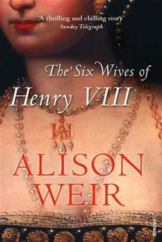 """Read """"The Six Wives Of Henry VIII"""" by Alison Weir available from Rakuten Kobo. One of the most powerful monarchs in British history, Henry VIII ruled England in unprecedented splendour. Tudor History, British History, History Books, Family History, Alison Weir, Wives Of Henry Viii, Getting To Know You, Historical Fiction, Nonfiction Books"""