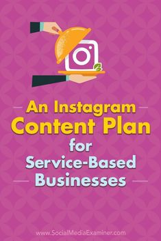 Does your business offer services?  Looking for ways to make Instagram work for you?  In this article, youll discover how to plan and construct Instagram posts to help your service-based businesses establish a strong visual presence. #socialmedia #socia