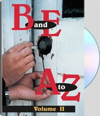 "Volume II of the B and E: A to Z series shows classic covert entry methods, including electronic lock picks, nifty automobile openers, ""code-grabbing"" automatic garage door openers and two fantastic new tools that will open almost any door. One of the great lock picking DVD's around!"