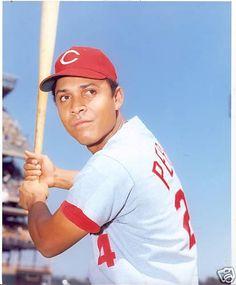 Tony Perez | My First Time – Tony Perez – July 26, 1964