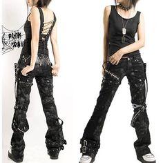 punk rock fashion for women - Google Search | Fashion/Hairstyles ...