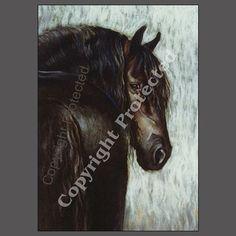HORSE ART Creekside Studio Joan Larson