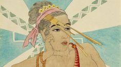 Un artiste voyageur en micronésie - l'univers flottant de paul ...