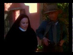 THE STAIRCASE -Full Movie- Storyline:  The sisters of the legendary Loretto Chapel in Santa Fe, New Mexico have lived for years with an unfinished choir loft, until one day a mysterious drifter (William Petersen,) arrives in town (just passing through), and is hired by the Reverend Mother (Barbara Hershey) to complete the work.