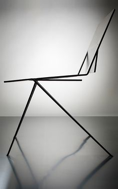 Icila Chair by Cecile Planchais