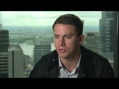 Side Effects: Channing Tatum Interview --  -- http://wtch.it/GTyD3
