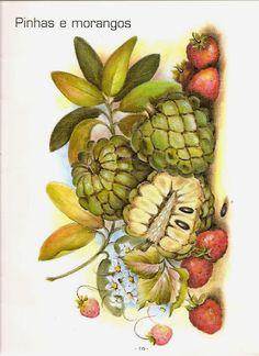 Pintura Tecido - Nella Davinni Coccolin - Apostila 3 - maria serafina aguiar - Álbuns da web do Picasa