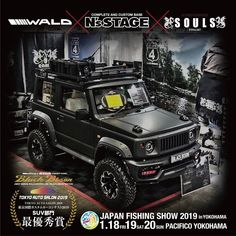New Suzuki Jimny, Jimny 4x4, Mercedes Jeep, Suzuki Cars, Moto Car, Bug Out Vehicle, Off Road Adventure, Toyota Fj Cruiser, Truck Camping