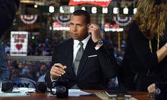 "ESPN intenta ""adquirir"" a Alex Rodríguez desde Fox Sports"