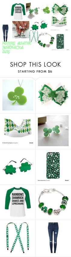 """SAINT PATRICK'S DAY"" by melinda157 on Polyvore featuring Napier and Miss Selfridge"