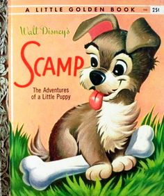 Scamp.. omg I had this book when I was little :)