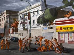 Kent Monkman's new, large scale project takes the viewer on a journey through Canada's history that starts in the present and takes us back to a hundred and fifty years before Confederation. With its entry points in the harsh urban environment of Winnipeg's north end, and contemporary life on the reserve, the exhibition takes us …