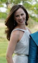 Barbara Pierce Bush (born 25 November 1981) is the elder of the sororal twin daughters (the other is Jenna Hager, Bush) of the 43rd U.S. President George W. Bush and former First Lady Laura Bush, and the granddaughter of the 41st U.S. President George H. W. Bush, and his wife Barbara Bush, after whom she was named.