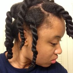 Protective Hairstyles For Natural Hair, Natural Hair Styles, Protective Styles, Dreadlocks, Image, Beauty, Cosmetology, Dreads, Box Braids